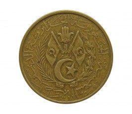 Алжир 50 сантимов 1964 г.