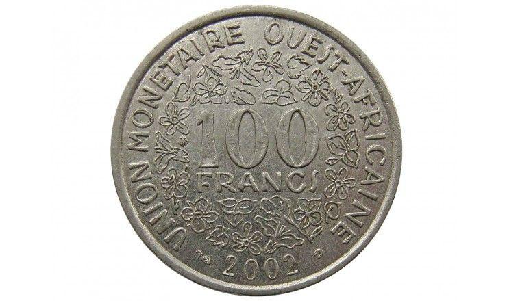 Западно-Африканские штаты 100 франков 2002 г.