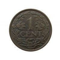 Нидерланды 1 цент 1941 г.