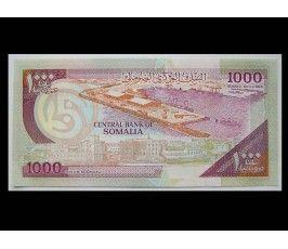 Сомали 1000 шиллингов 1996 г.