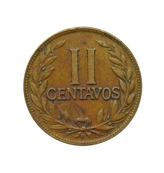 Колумбия 2 сентаво 1952 г.