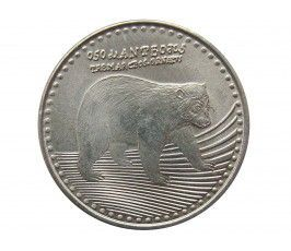 Колумбия 50 песо 2012 г.