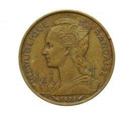 Французская Территория Афаров и Исса 10 франков 1975 г.