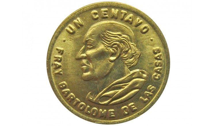Гватемала 1 сентаво 1994 г.