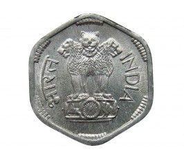 Индия 3 пайса 1971 г.