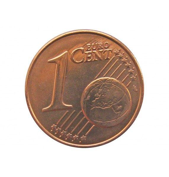 Греция 1 евро цент 2009 г.