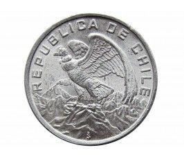 Чили 10 эскудо 1974 г.