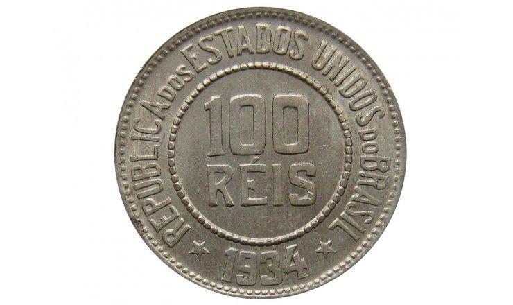 Бразилия 100 рейс 1934 г.