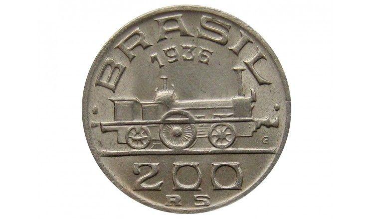 Бразилия 200 рейс 1936 г.