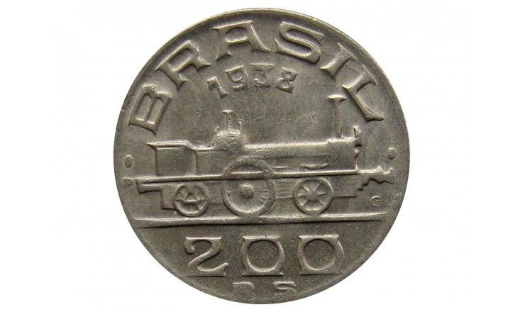 Бразилия 200 рейс 1938 г.