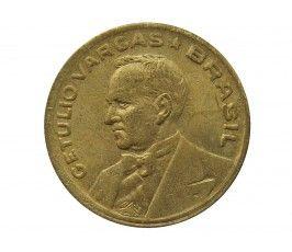 Бразилия 20 сентаво 1945 г.