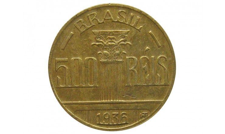 Бразилия 500 рейс 1936 г.