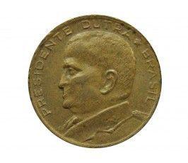 Бразилия 50 сентаво 1949 г.