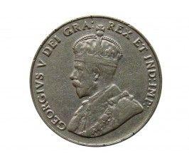 Канада 5 центов 1932 г.