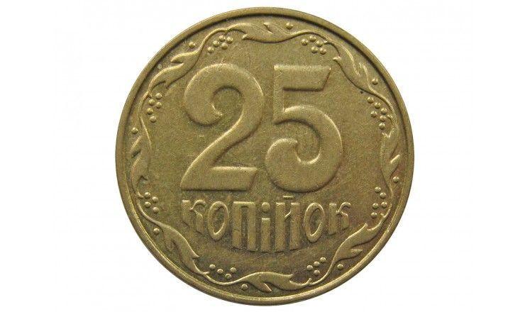Украина 25 копеек 2012 г.