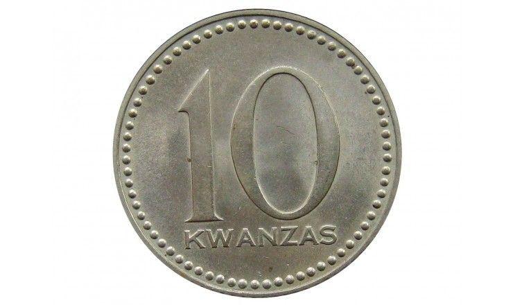 Ангола 10 кванза 1977 г.