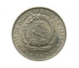 Ангола 50 лвей 1977 г.