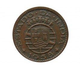 Португальская Индия 10 сентаво 1958 г.