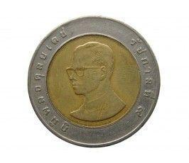 Таиланд 10 бат 1989 г.