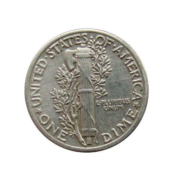 США дайм (10 центов) 1936 г.
