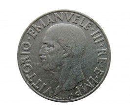 Италия 1 лира 1939 г. (не магнитная)