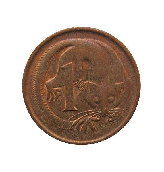 Австралия 1 цент 1977 г.