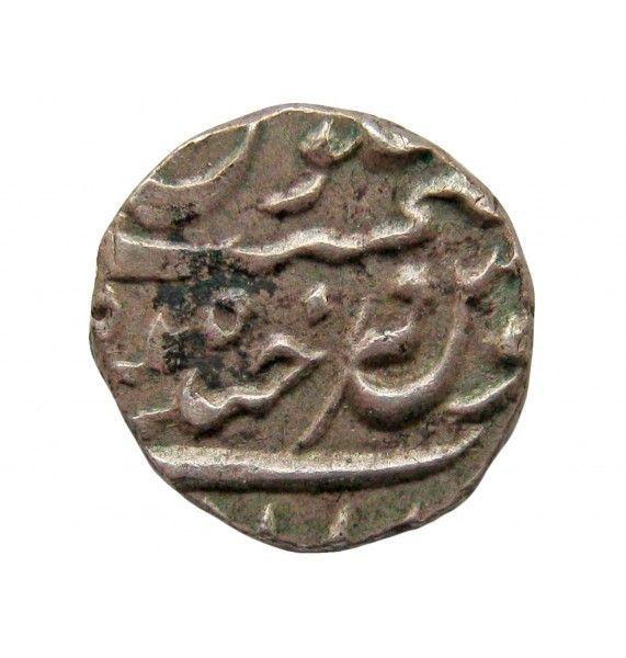 Хайдарабад 1/8 рупии 1870-1903 гг.