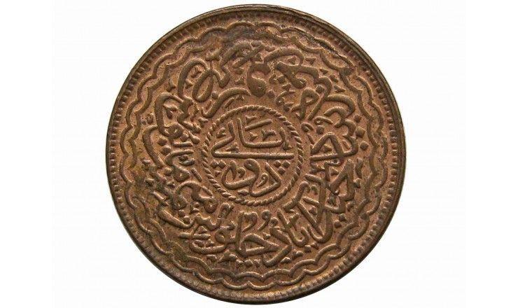 Хайдарабад 2 пая 1332/4 (1914) г.