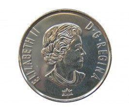 Канада 5 центов 2017 г. (Живые традиции)