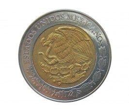 Мексика 5 песо 2008 г. (Франсиско Примо де Вердад и Рамос)