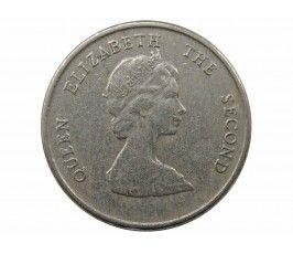 Восточно-Карибские штаты 10 центов 1999 г.