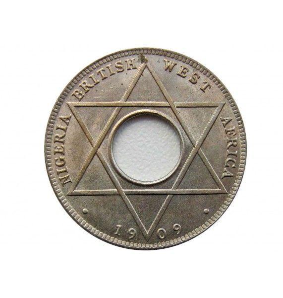Британская Западная Африка 1/10 пенни 1909 г.
