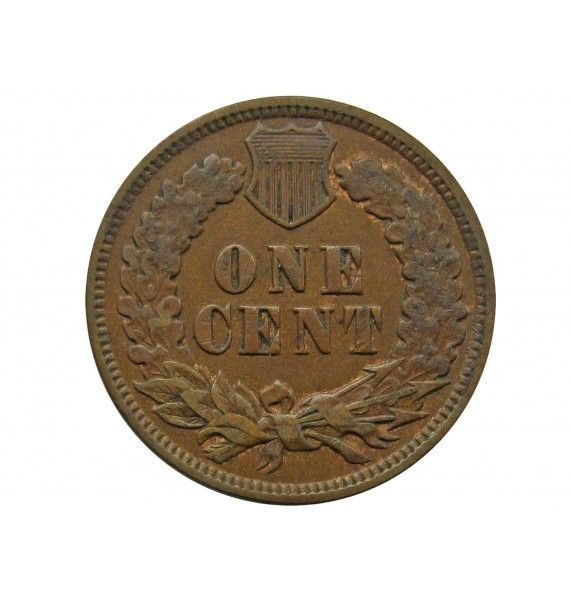 США 1 цент 1903 г.