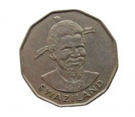 Свазиленд 50 центов 1974 г.