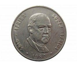 Южная Африка 1 ранд 1982 г. (Окончание президентства Бальтазара Йоханнеса Форстера)