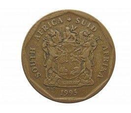 Южная Африка 20 центов 1995 г.