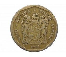 Южная Африка 50 центов 1991 г.
