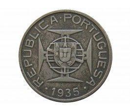 Мозамбик 5 эскудо 1935 г.