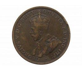 Австралия 1 пенни 1915 г. H