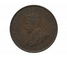 Австралия 1 пенни 1924 г. (m  sy)