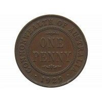 Австралия 1 пенни 1929 г. (m)