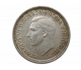 Австралия 3 пенса 1941 г.