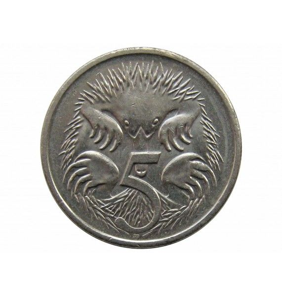 Австралия 5 центов 2003 г.