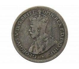 Австралия 6 пенсов 1921 г.