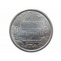 Французская Полинезия 50 сантимов 1965 г.