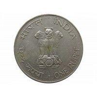 Индия 1 рупия 1969 г. (Махатма Ганди)