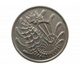 Сингапур 10 центов 1982 г.