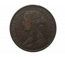 Канада (Nova Scotia) 1 цент 1864 г.