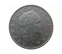 Италия 50 лир 1954 г.