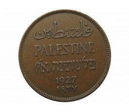 Палестина 2 милса 1927 г.